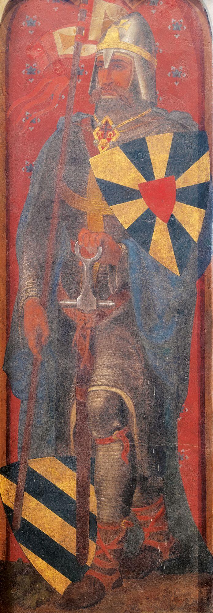 1093 - 1111 Robrecht II van Jeruzalem