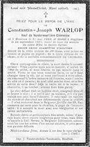 Constantin-Joseph Warlop