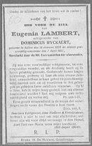 Lambert Eugenia