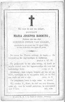 Maria Josepha Bakkers