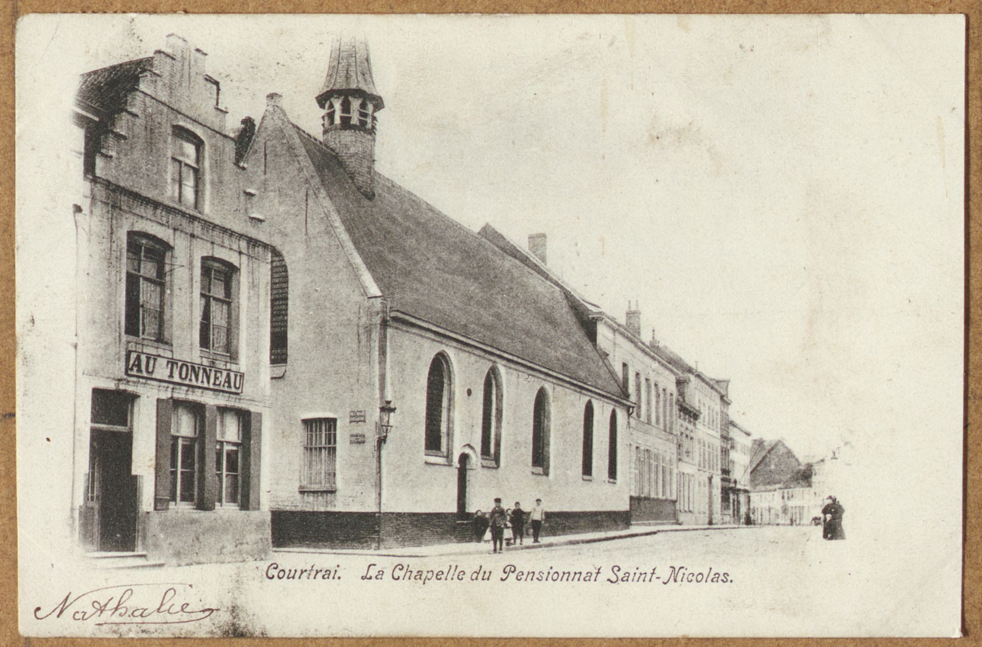 Kapel van het Sint-Niklaasinstituut