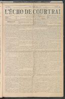 L'echo De Courtrai 1909-06-10