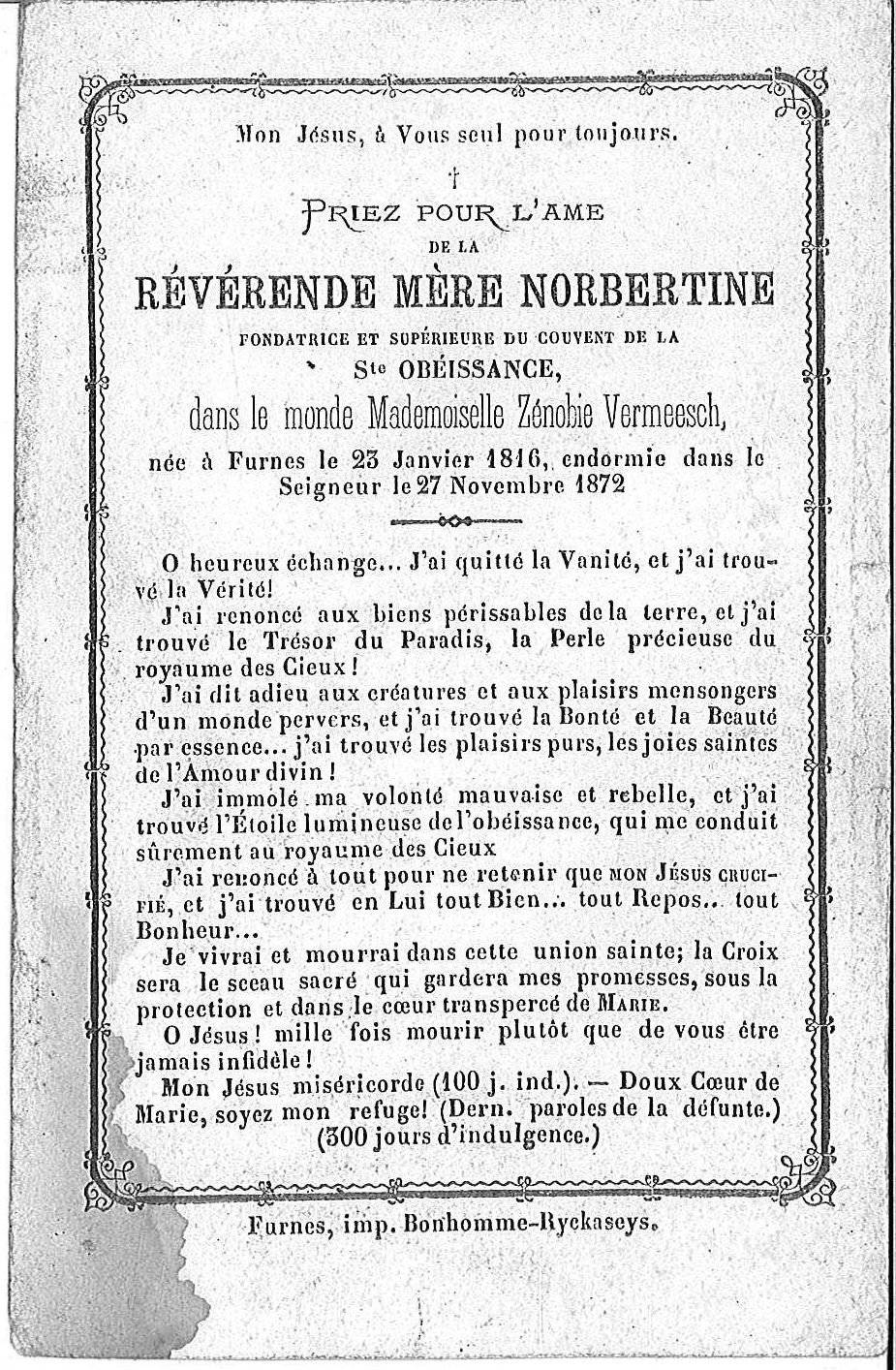 Zénobie Vermeersch