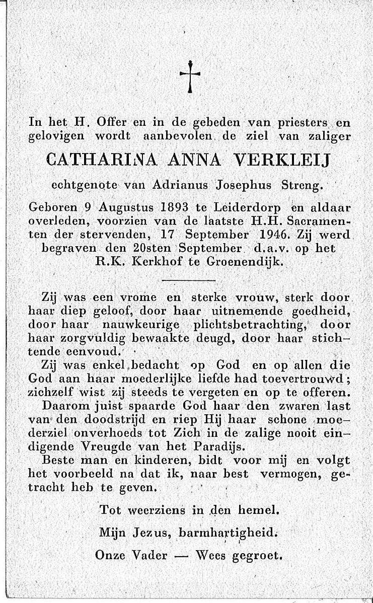 Catharina-Anna Verkleij