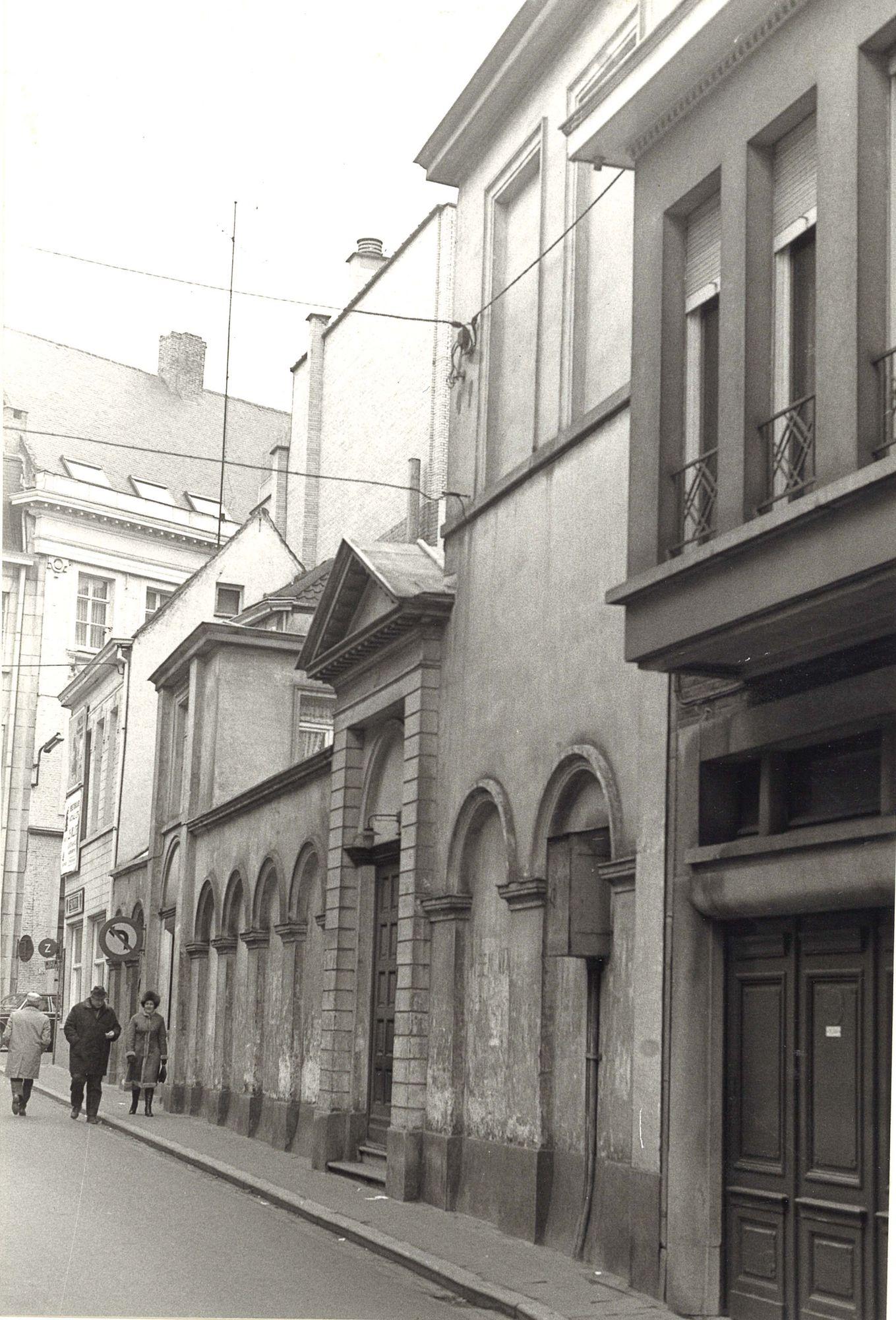 Begijnhofstraat 7