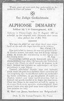 Alphonse Demarey