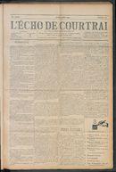 L'echo De Courtrai 1910-05-19