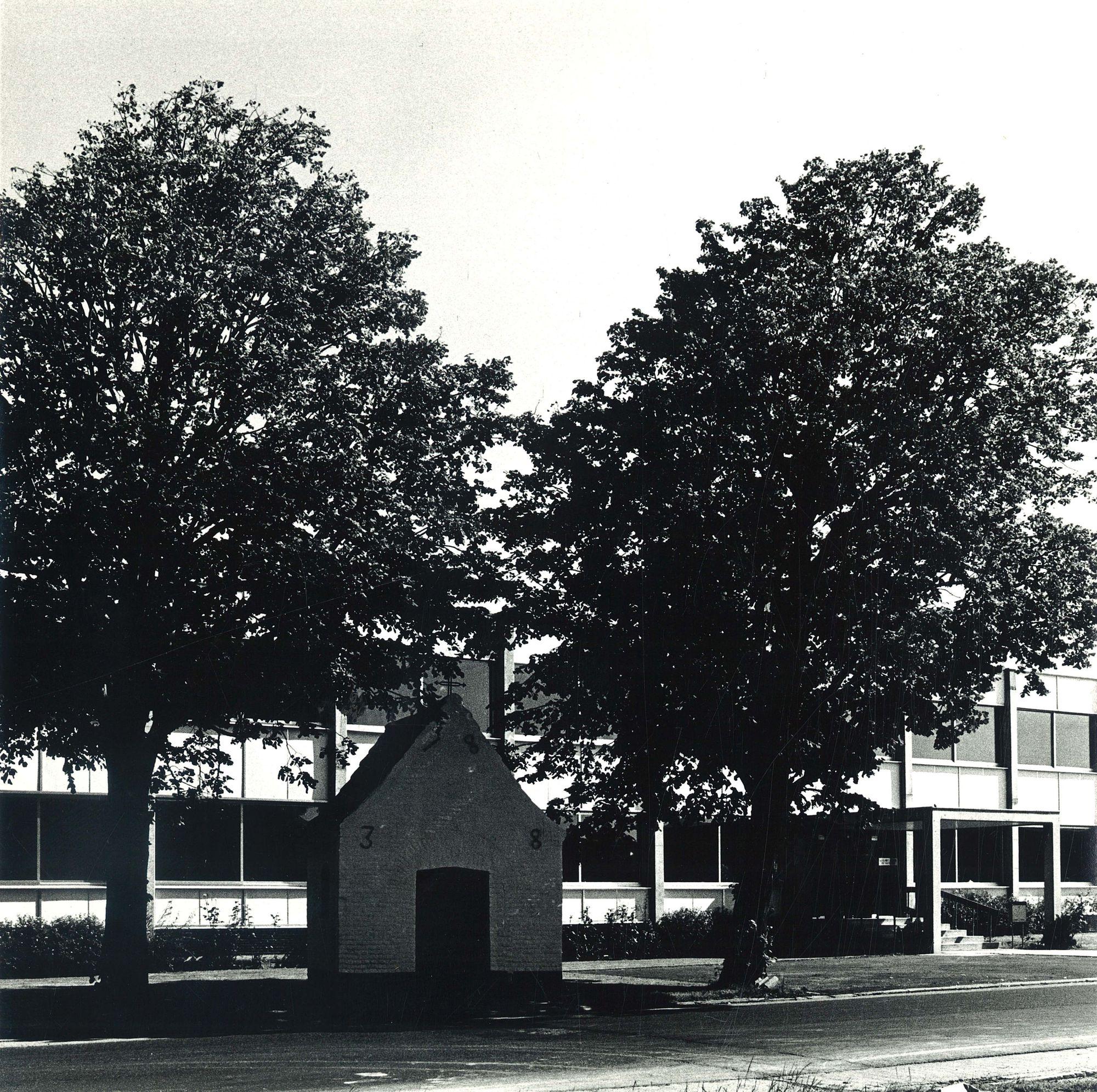 Ide's kapelleke Kuurne 1972