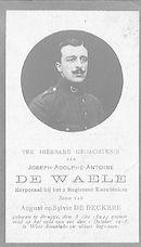 Joseph-Adolphe-Antoine De Waele