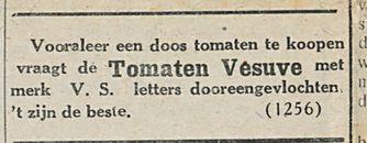 Tomaten Vesuve
