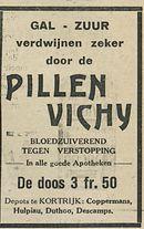 PILLEN VICHY