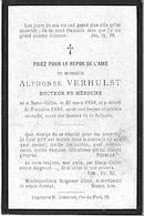 Alphonse Verhulst