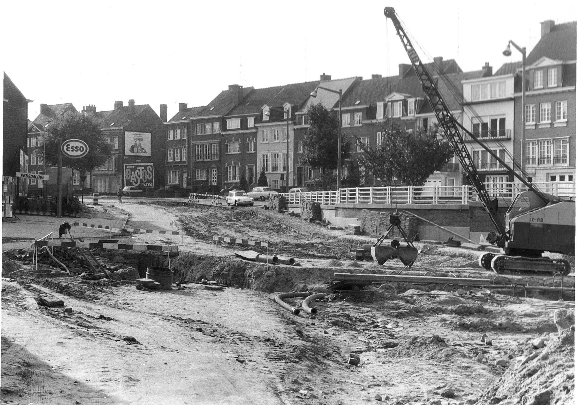 Zandstraat 1969