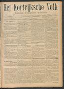 Het Kortrijksche Volk 1908-04-12