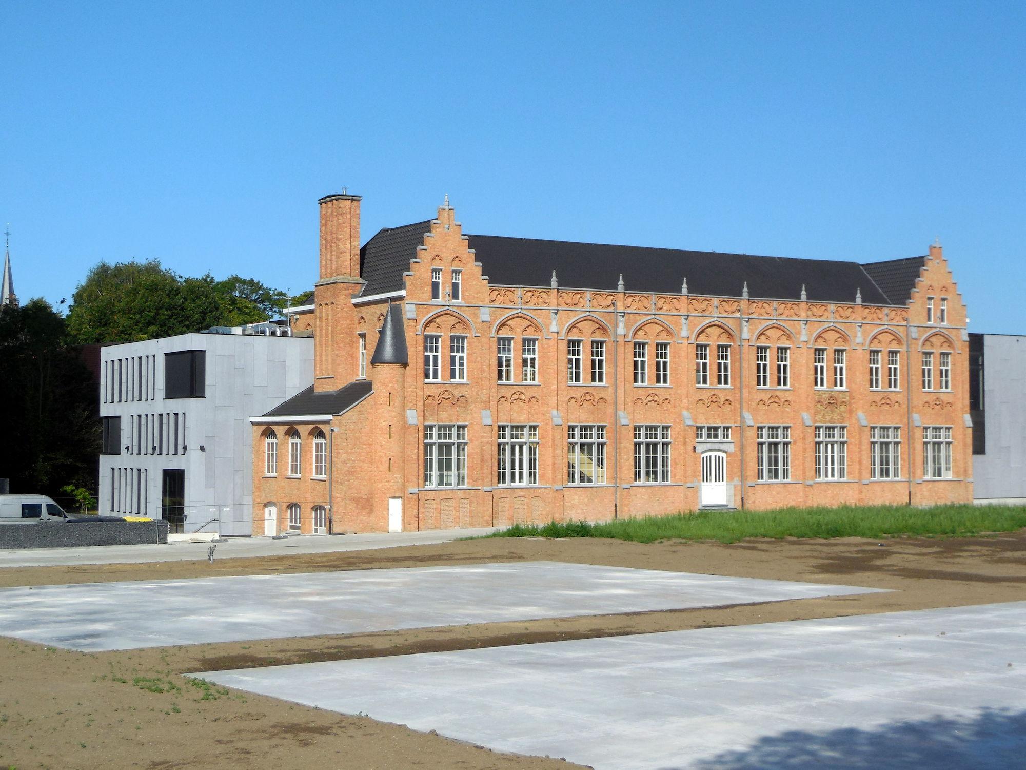 Guldensporencollege Kaai 2019