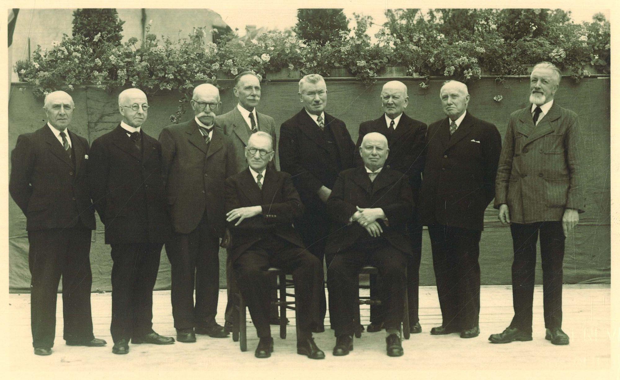 Broederschool Overleie Oudleerlingenbond