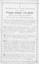 Prosper-Isidore Tillaert