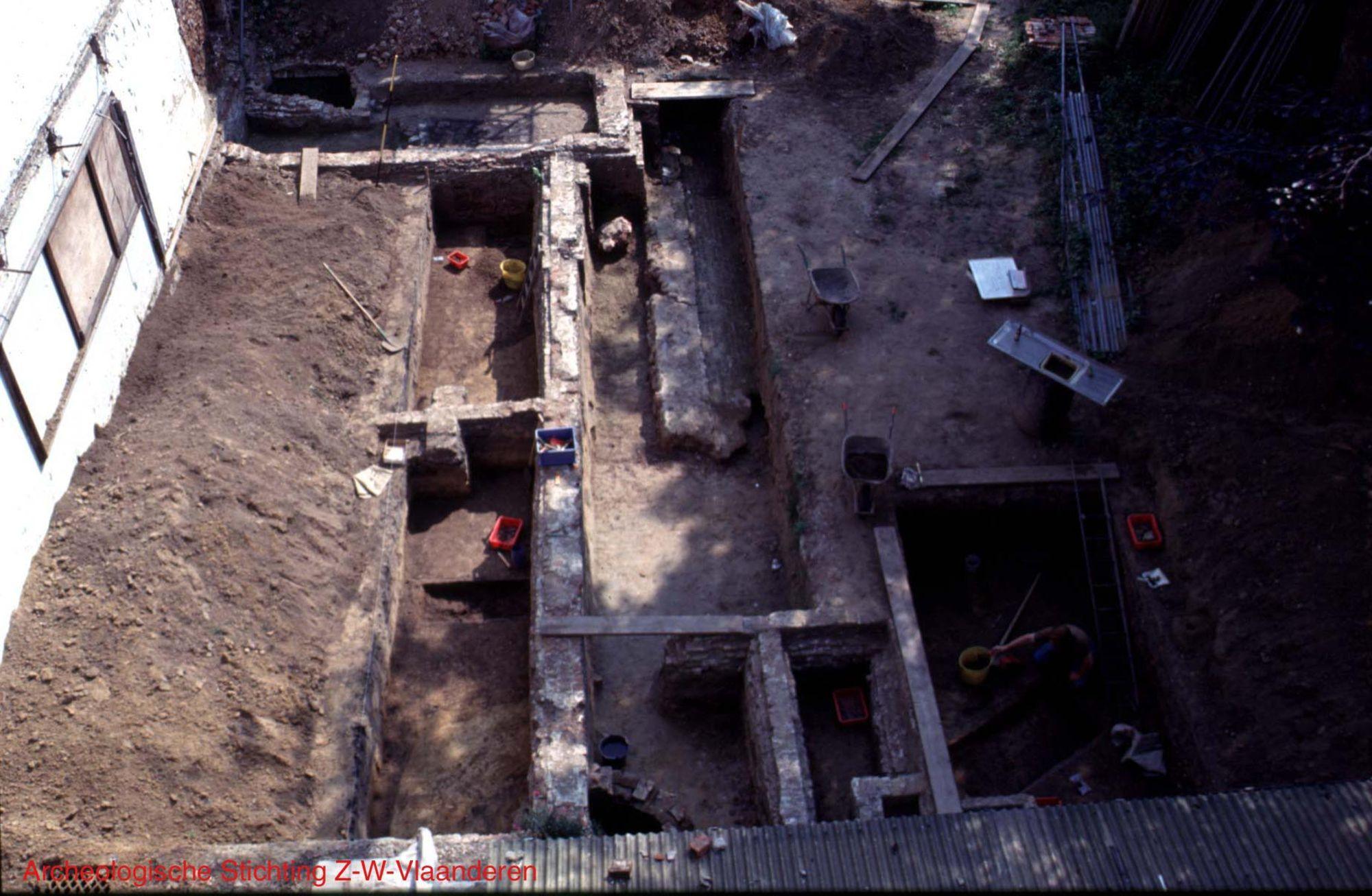 Opgravingen 1991