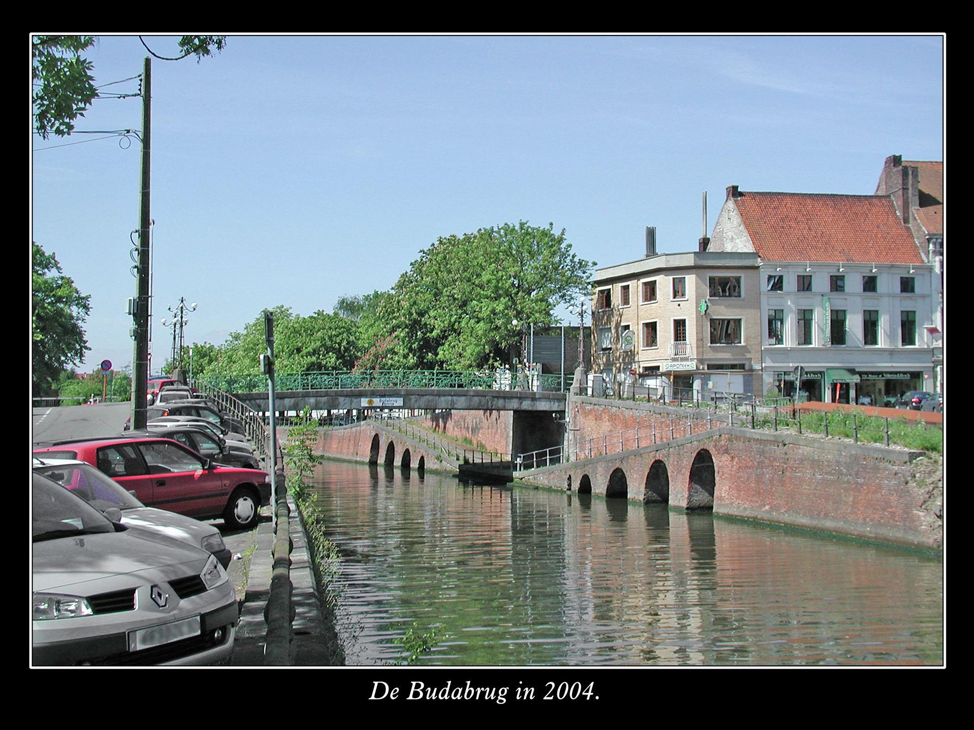 Budabrug