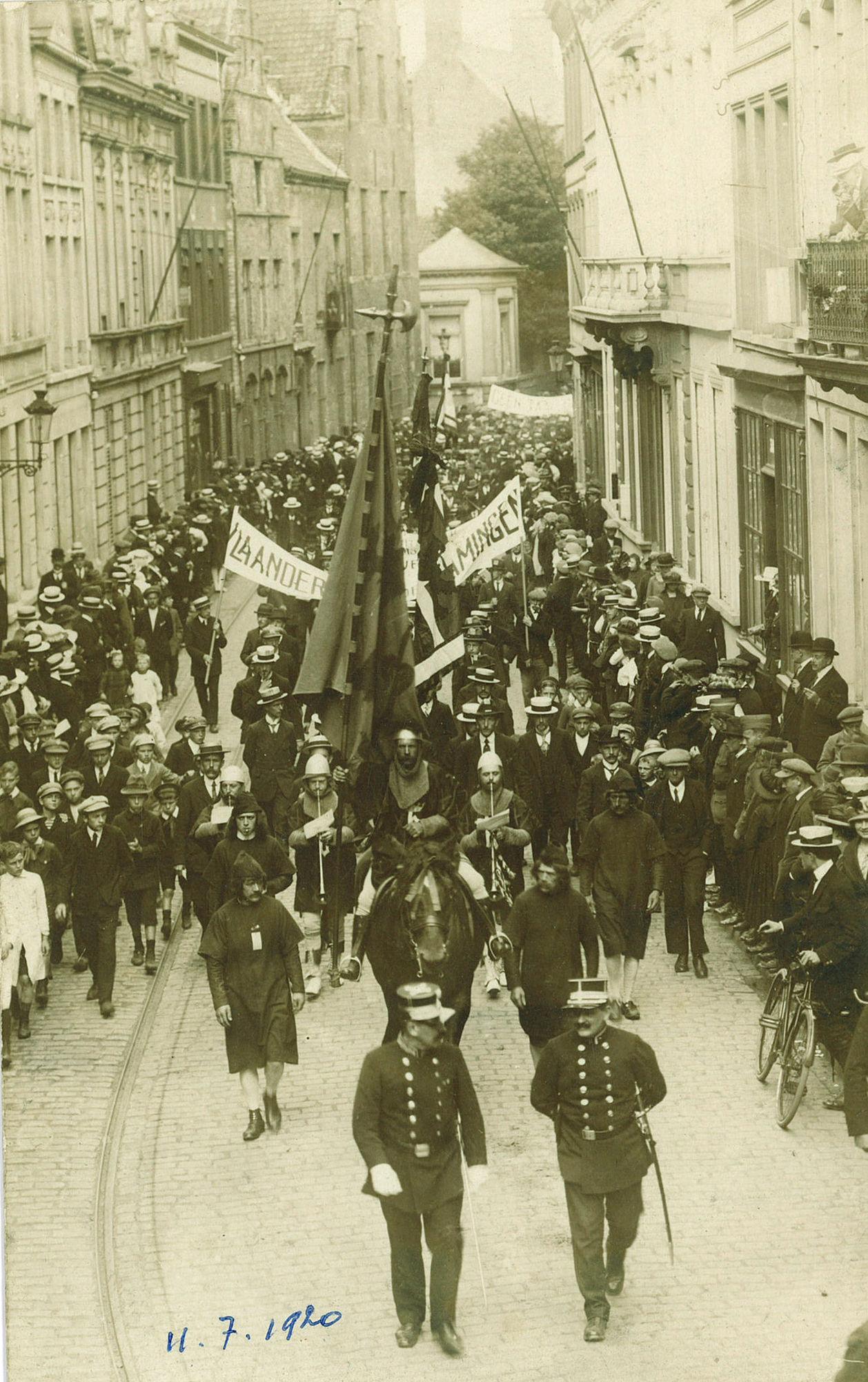 11 julistoet, 1920