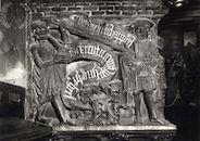 Oude schepenzaal Kortrijks stadhuis