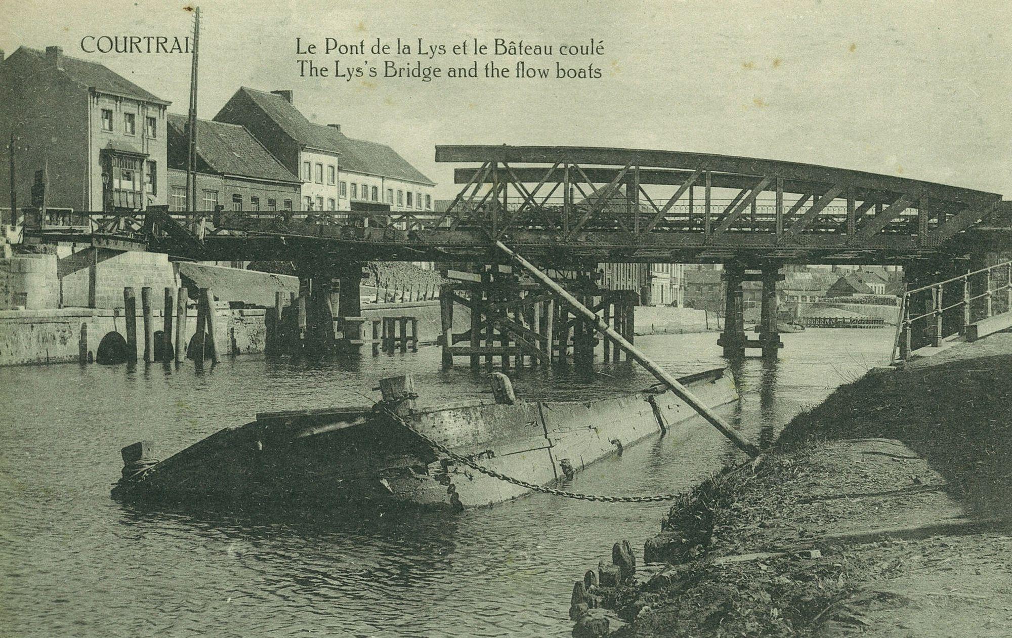Noordbrug Wereldoorlog I