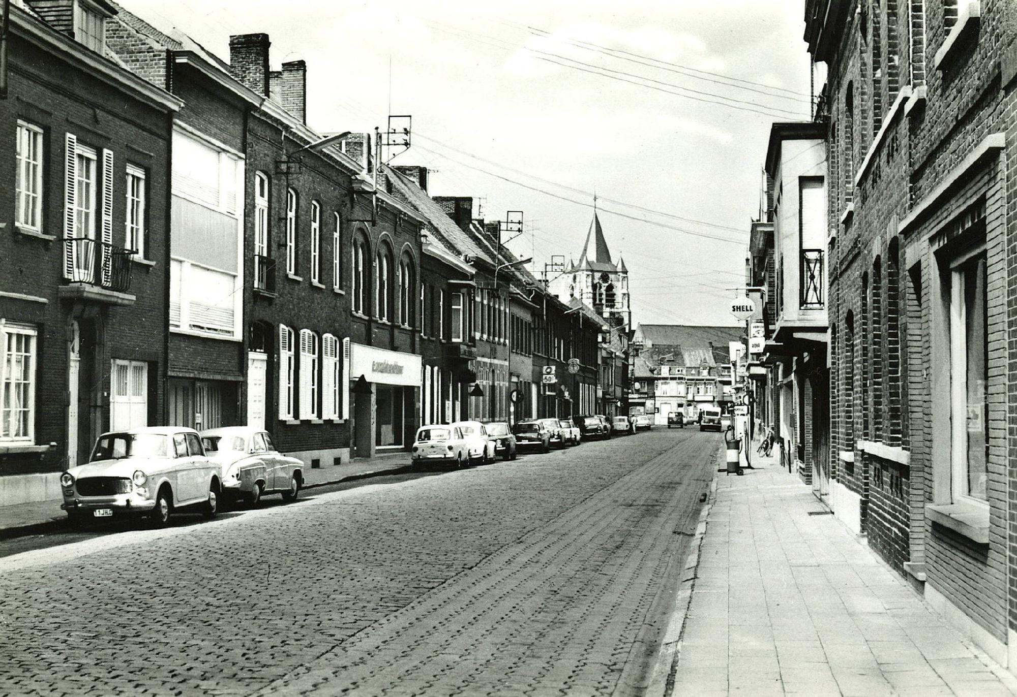 Kortrijkstraat in Heule