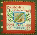 Zotteboldersmaatschappij Vlag