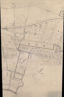Plan van de verkaveling in de Etienne Sabbelaan (Kortrijk), 2de helft 20ste eeuw