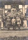 Duitse militaire politie in 1916