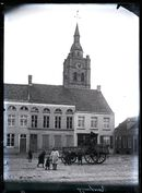 Westflandrica - Roesbrugge, dorpsplein
