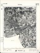 Luchtfoto Menen 1971