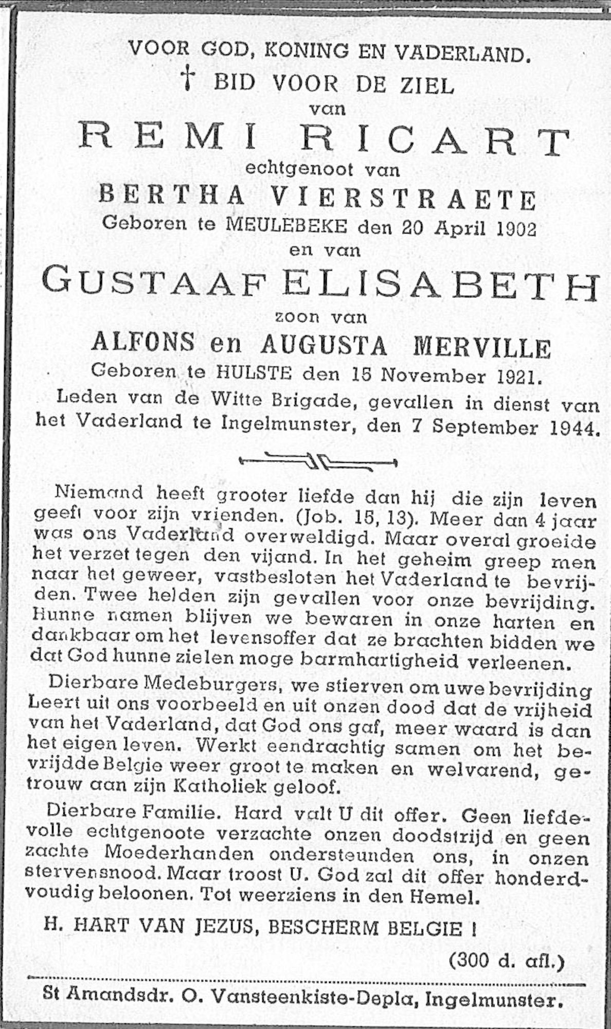 Gustaaf Elisabeth