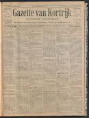 Gazette Van Kortrijk 1908-01-23 p1