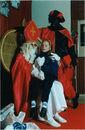 Sint-Niklaasfeest voor de kinderen van het personeel van de Kredietbank