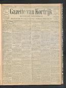 Gazette Van Kortrijk 1902-02-20