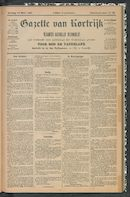 Gazette Van Kortrijk 1891-05-10