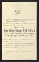 Jean-Henri-Georges Deroubaix