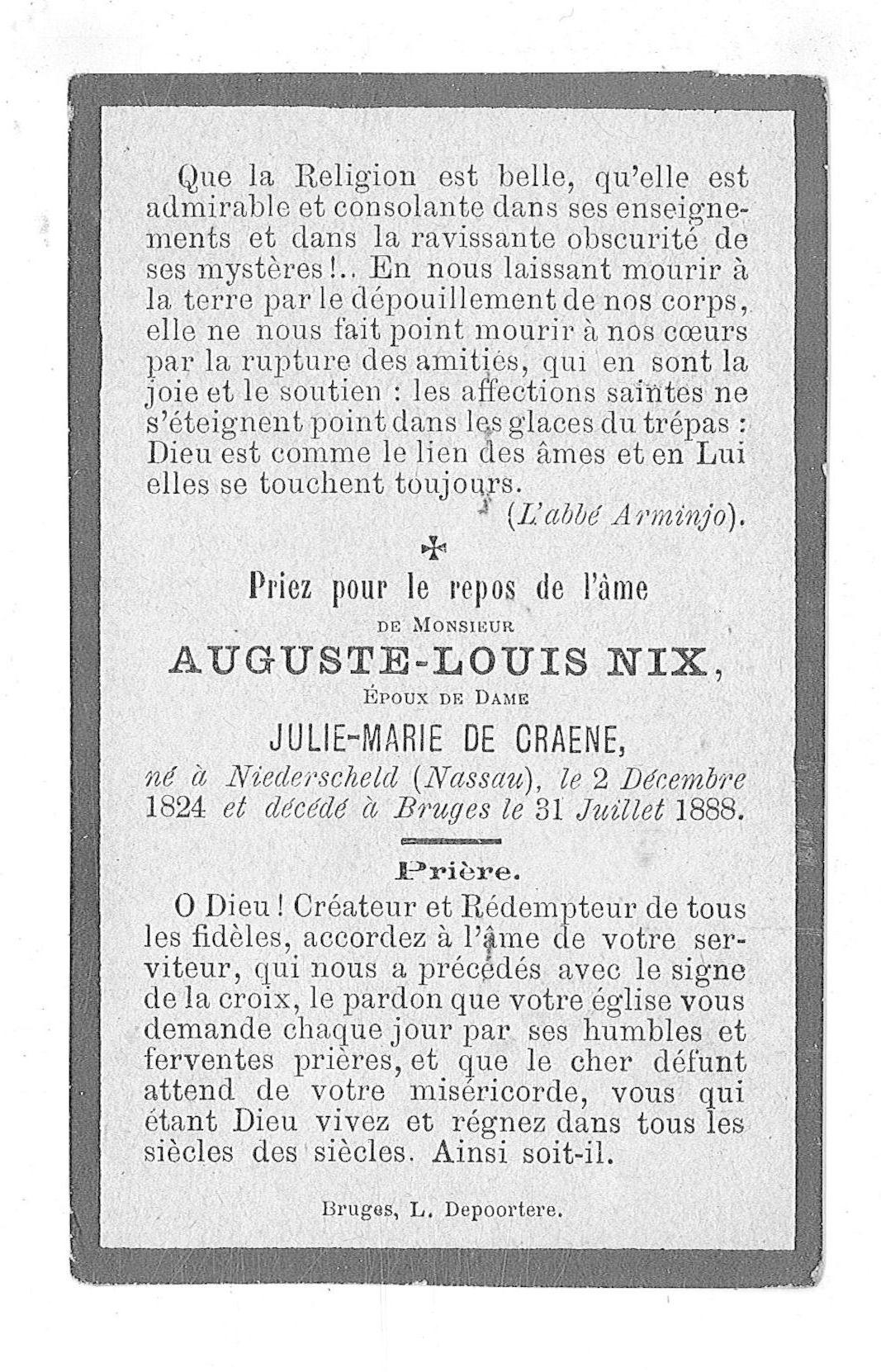 Auguste-Louis Nix