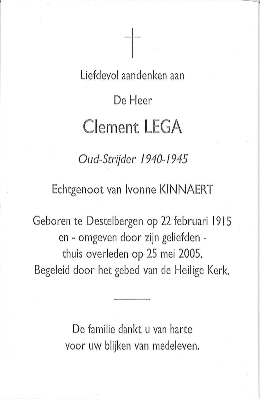 Clement Lega