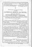 Clémence-Marie Bauwens