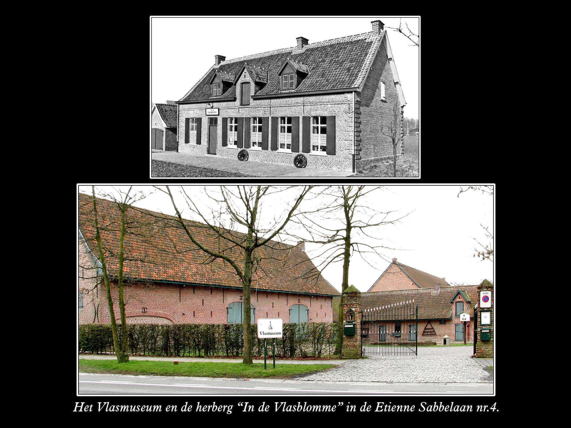 Etienne Sabbelaan - Vlasmuseum