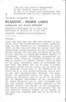 Blanche-Renée Labis