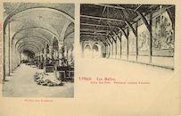 Westflandrica - de hallen van Ieper