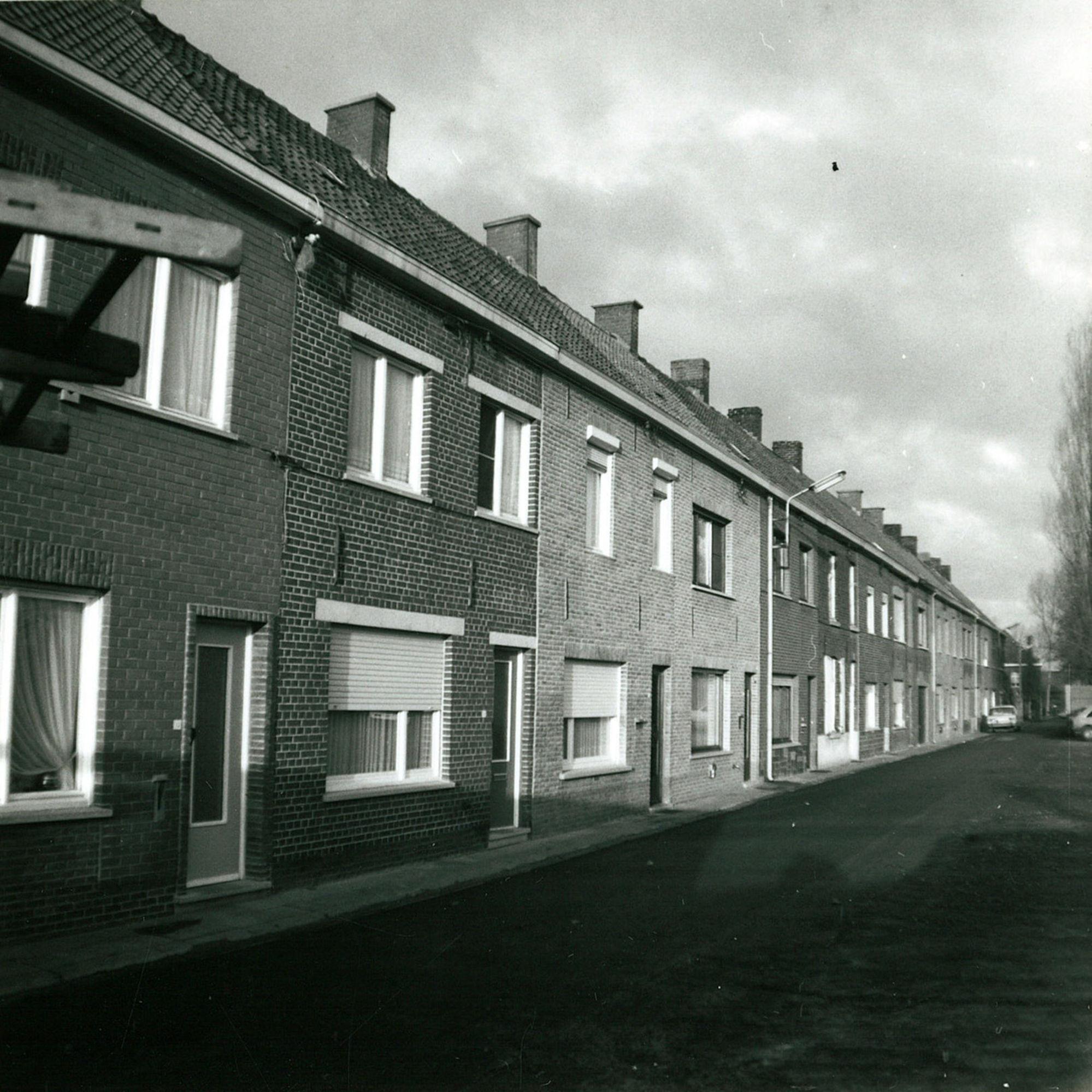 Antoon van Liedekerkeweg: Loodwitreke in Heule 1986