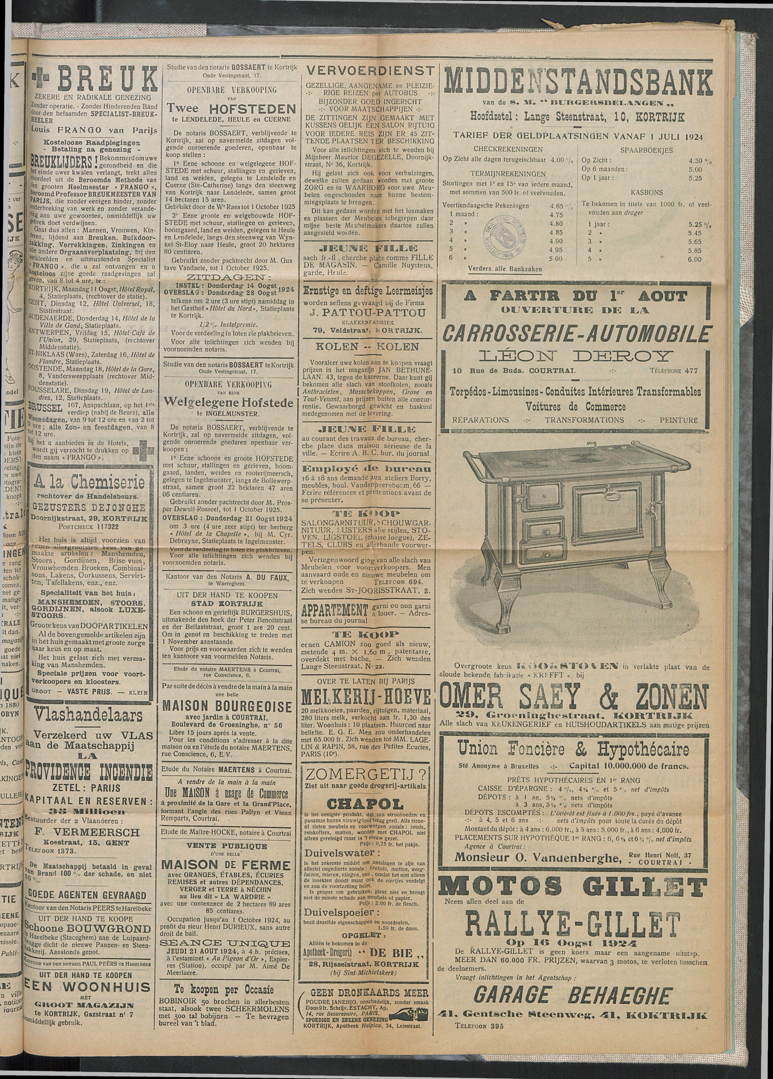 De Leiewacht 1924-08-09 p3