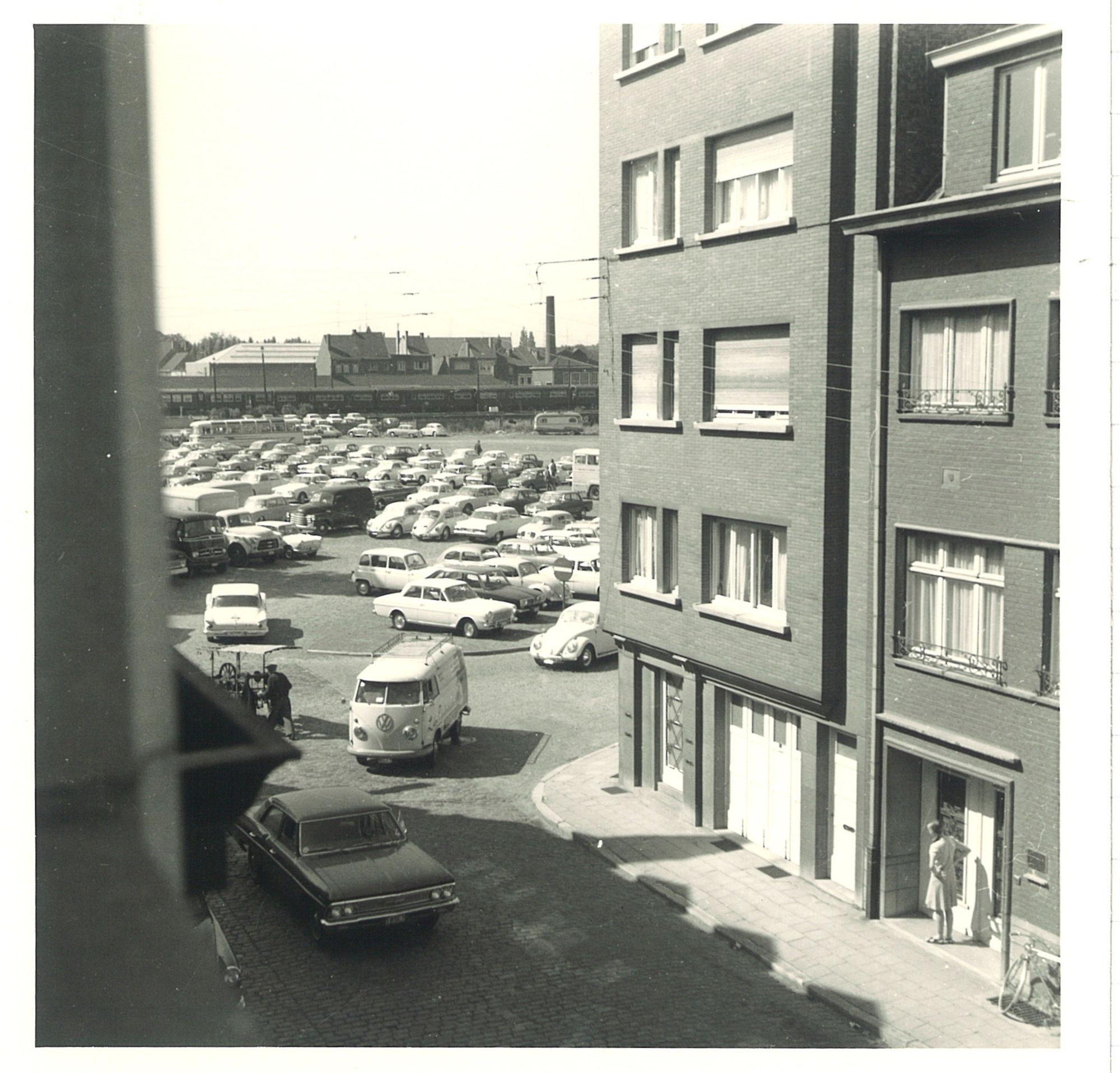 Parking Conservatoriumplein