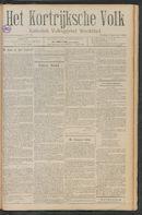 Het Kortrijksche Volk 1911-12-03