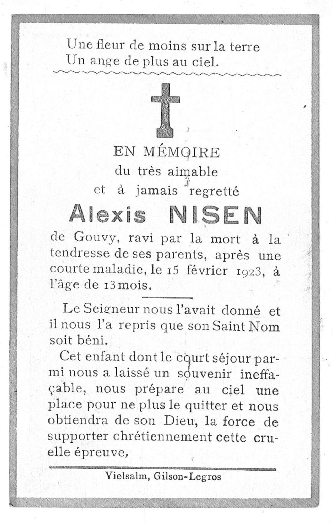 Alexis Nisen