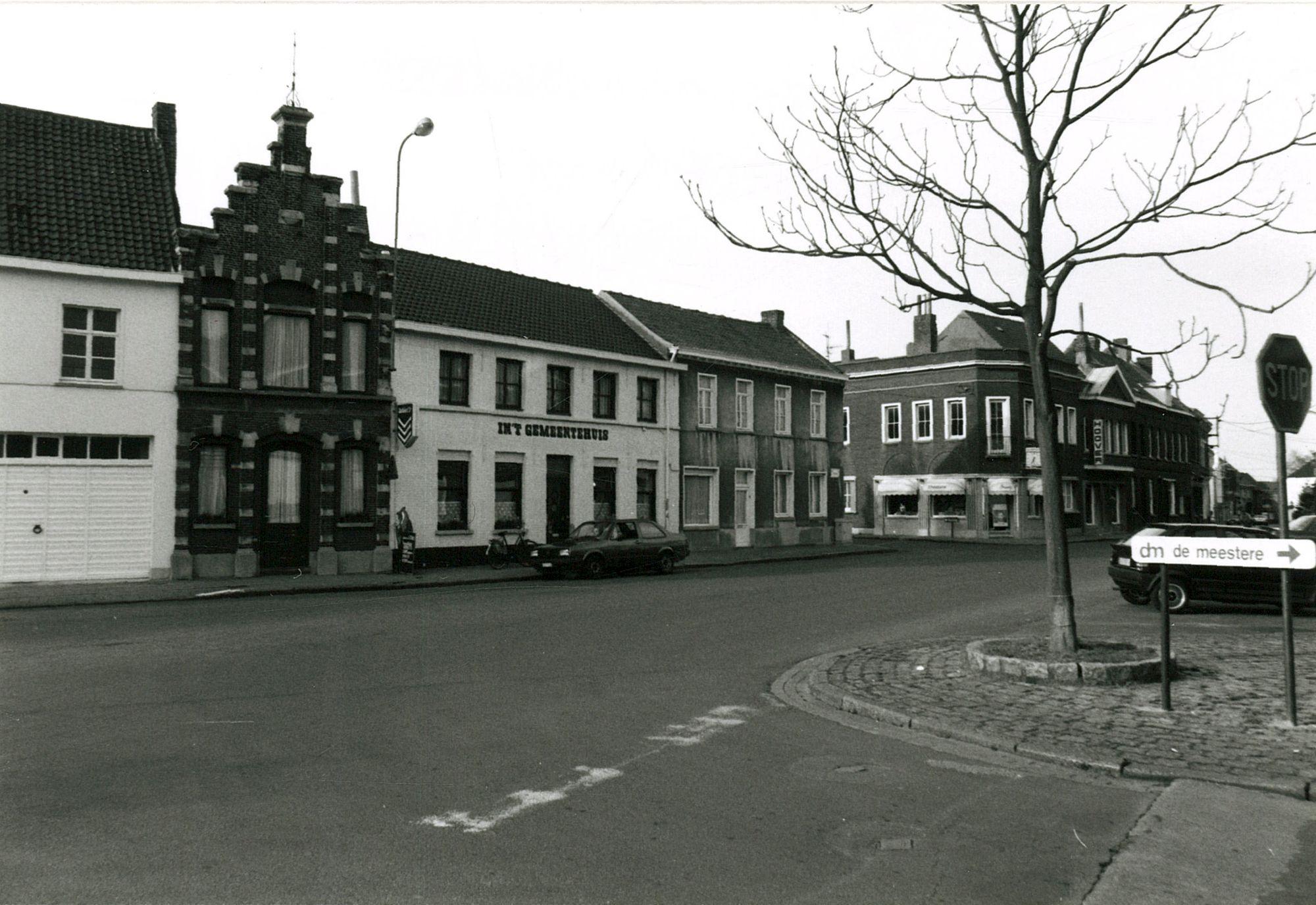 "Café in ""t Gemeentehuis"""